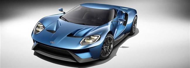Ford Redefines Innovation in Aerodynamics, EcoBoost and Light-Weighting with All-New Ford GT Carbon Fiber Supercar