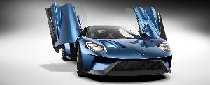 Ford GT Wins Eyeson Design Prize