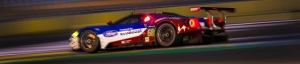 Ford GT Takes Pole Position For Le Mans 24 Hours
