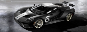 Ford GT Wind Tunnel Testing Continues To Tune Supercar's Functional Design And Active Aerodynamics