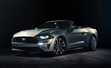 New Ford Mustang Convertible Debuts With Sleeker Design, More Advanced Technology And Improved Performance