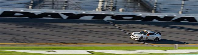 Ford Shelby GT350R-C Wins SportsCar Challenge Race at Daytona
