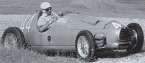 Georges Berger: 1954 Formula One Season