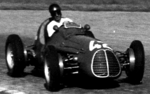 Giovanni de Riu: 1954 Formula One Season