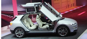 Italdesign Giugiaro Presents Clipper