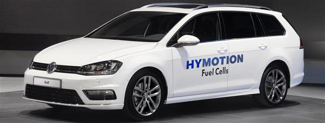 Golf Sportwagen Hymotion Makes Global Debut