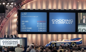 Gooding & Company Realizes an Outstanding $36 million Amelia Island Auction