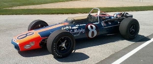 Gurney Eagle Indy 500 Car Sets the Pace at Russo and Steele Monterey '14