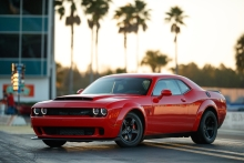 Hagerty Unleashes Official Insurance Coverage To Protect 2018 Dodge Challenger SRT Demon Enthusiasts