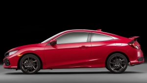 Unveiling Of Sporty Honda Civic Si Prototype Completes 10Th Generation Civic Line-Up