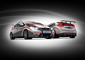 Honda today announced that the Honda Civic will race in the FIA World Touring Car Championship (WTCC)