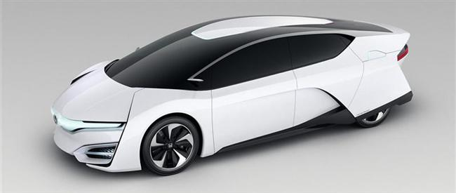 Honda FCEV Concept Makes World Debut at Los Angeles International Auto Show