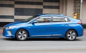 Hyundai Motor Company Introduces New Autonomous Ioniq Concept