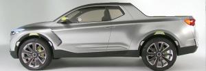Hyundai Santa Cruz Named 2015 Concept Truck Of The Year