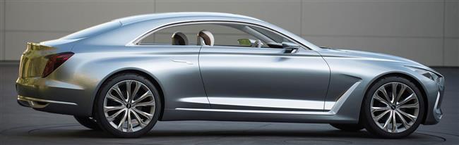 Hyundai Premieres 'Vision G' Coupe Concept At LACMA