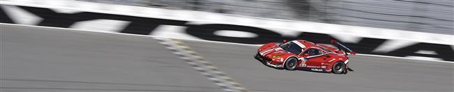 Encouraging Debut for the Ferrari 488 GTE in Daytona