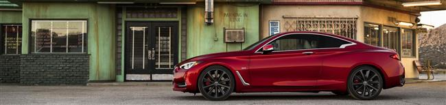 Infiniti Q60 And QX30 Set To Make European Debut