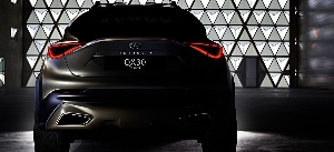 Infiniti Gears Up For Premiere Of QX30 Concept In Geneva