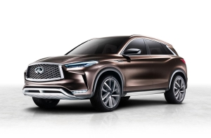 Infiniti To Reveal QX50 Concept In Detroit