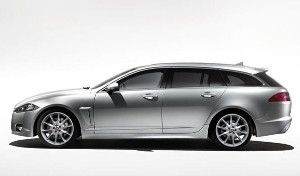 Jaguar reveals the XF Sportbrake