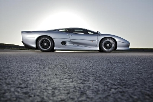 Marking 20 Years Since The Launch Of The Jaguar XJ220