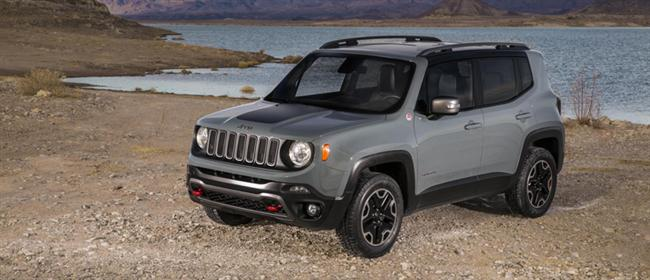 2015 Jeep® Renegade: Most Capable Small SUV Expands the Brand's Global Portfolio