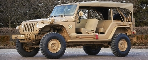 Seven New Jeep Concept Vehicles Unleashed for 49th Annual Easter Jeep Safari