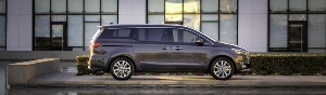 All-New 2015 Kia Sedona Makes Global Debut In Conjunction With The New York International Auto Show