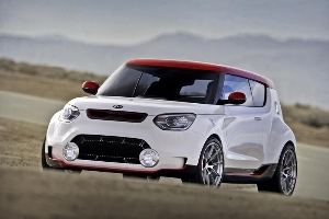 Kia Dreams Big With Track'ster Concept Car Unveil at 2012 Chicago Auto Show