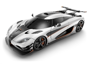 Celebrating 20 Years By introducing - The Agera One:1 – Worlds first Megacar