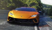 Focused On Performance: The New Lamborghini Huracán Performante