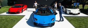 Lamborghini Aventador LP 750-4 Superveloce Roadster Makes Global Debut In California