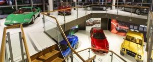 Automobili Lamborghini Inaugurates New Museum