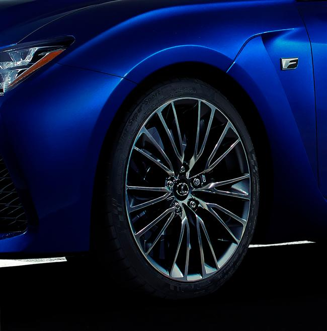 The Next Lexus F Amplifies Exhilaration With Entirely New Model Debut At The North American International Auto Show