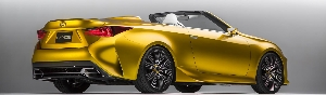 Lexus LF-C2 Concept Dazzles With World Premiere of 2+2 Roadster