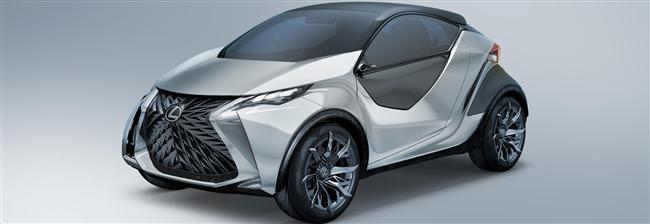 Lexus LF-SA Concept Debuts at Geneva Motorshow