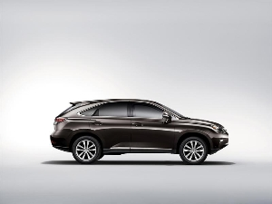 2013 RX Luxury Utility Vehicle Unveiled at Geneva Motor Show