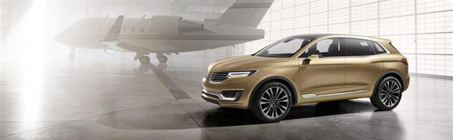 Lincoln MKX Concept Hints at Sophisticated, Elegant Global Sport Utility Vehicle