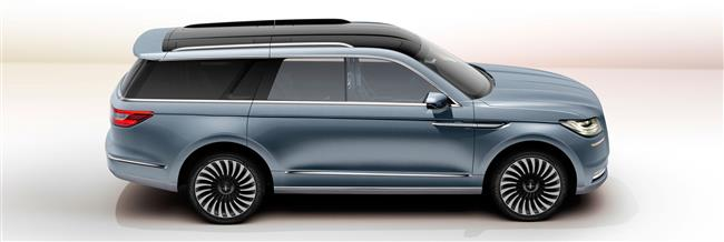 A New Navigator Concept Is Most Spacious, Luxurious Lincoln Suv Yet, Bringing Quiet Luxury To More Customers