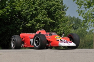 Mecum Auctions Offers Lotus Type 56 Turbine Indy Racecar At Monterey