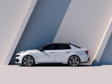 LYNK & Co: All-New 03 Concept - Preview