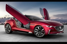 MG Motor Unveils Vision Of The Future With E-motion Concept Car