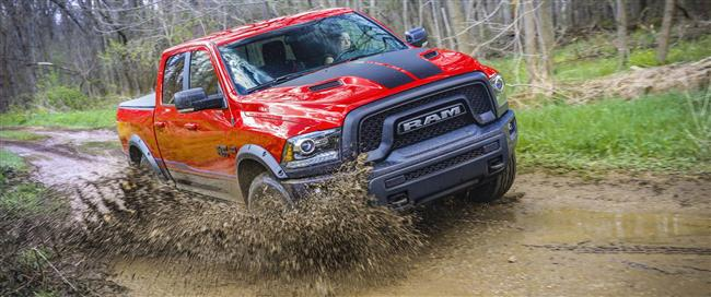 Mopar Unleashes Limited-Edition Mopar '16 Ram Rebel