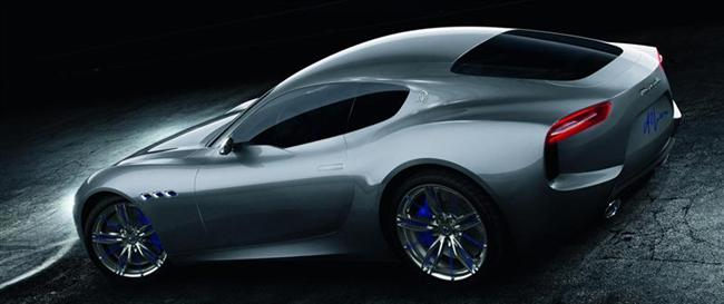 The Maserati Alfieri stars at the Geneva Motor Show