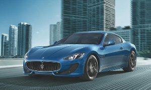 Geneva premiere for the new Maserati Granturismo Sport