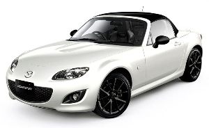 2012 MAZDA MX-5 MIATA SPECIAL EDITION MAKES NORTH AMERICAN DEBUT IN CHICAGO