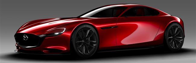 The Mazda RX-VISION Concept