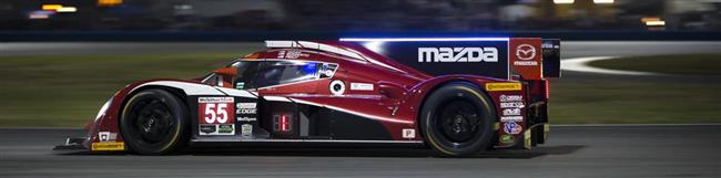 Mazda Motorsports Race Report: Rolex 24 At Daytona