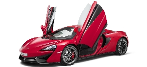 The Mclaren 540C Coupe Is Unveiled In Shanghai As The Second Model In The Sports Series