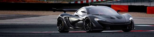 The Mclaren P1 GTR To Debut At Geneva
